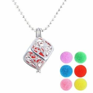 Jewelry - ‼️3 for 20$‼️Aromatherapy Diffuser Necklace